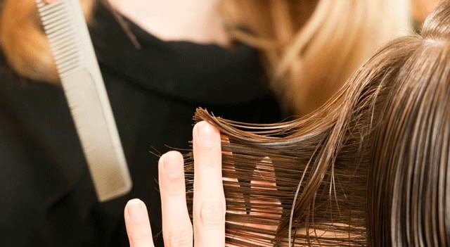 Yüz şekline uygun saç kesimi