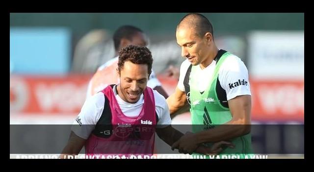 Adriano: 'Beşiktaş'la Barcelona'nın yapısı aynı'
