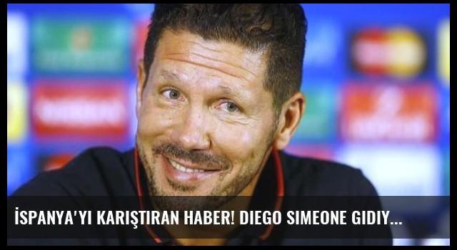 İspanya'yı karıştıran haber! Diego Simeone gidiyor mu?