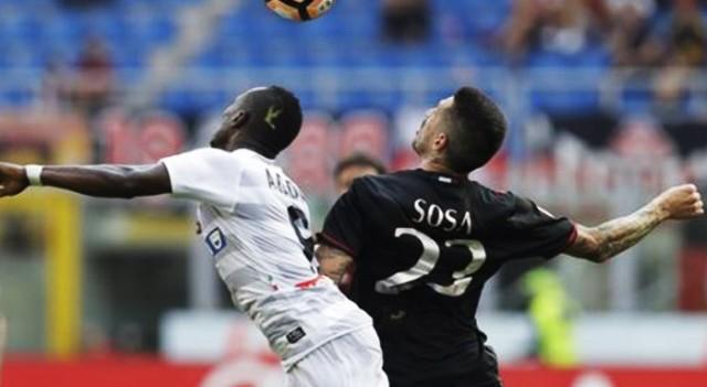 Sosa'nın takımı Milan son dakikada yıkıldı!