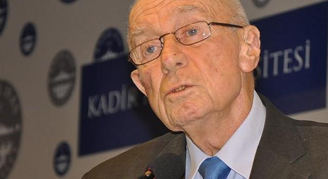 Ünlü iş adamı İshak Alaton hayatını kaybetti