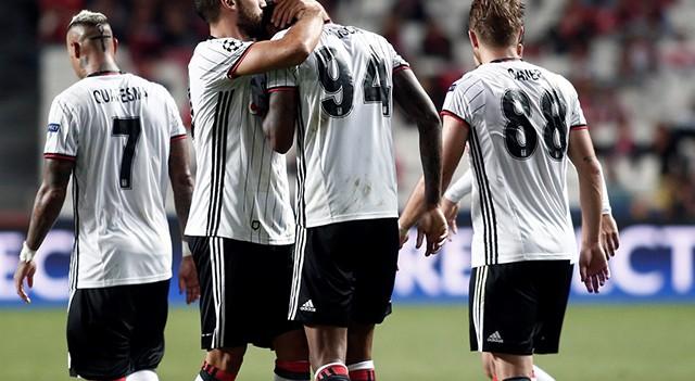 Beşiktaş 1 puanı koparmayı bildi!