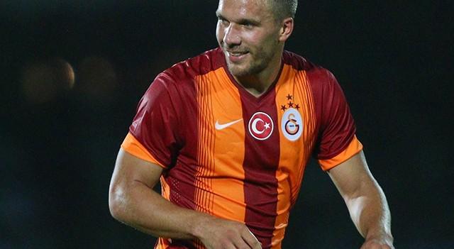 Galatasaray'da Podolski şüphesi...