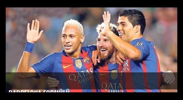 Barcelona formülü