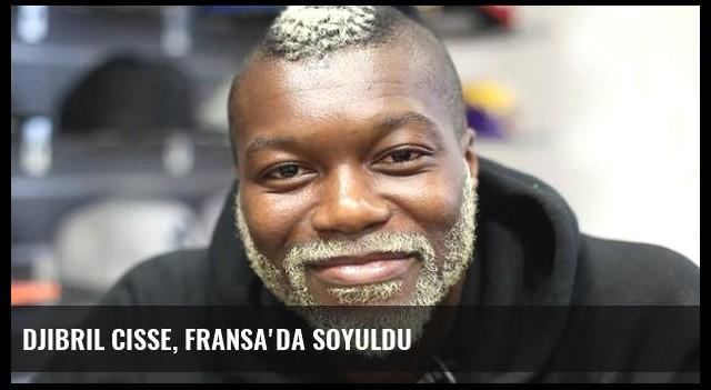 Djibril Cisse, Fransa'da Soyuldu
