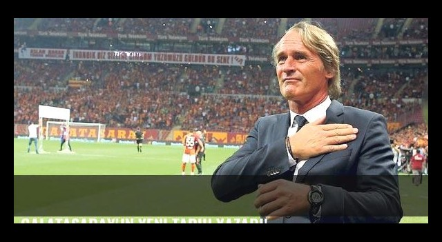 Galatasaray'ın yeni tarih yazarı!
