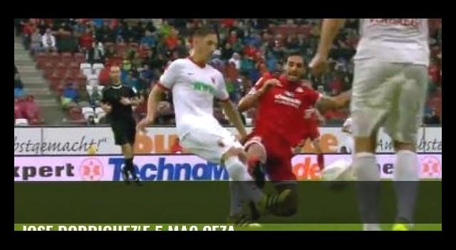 Jose Rodriguez'e 5 maç ceza