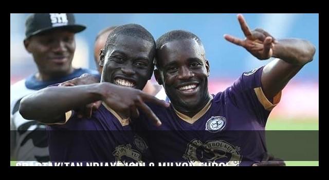 Spartak'tan Ndiaye için 8 milyon euro!
