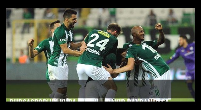Bursaspor'un kupa sınavı... Rakip Bayrampaşa