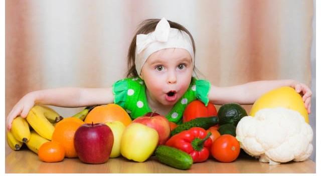 Çocuğunuzu doğru beslenmeyle hastalıklardan koruyun