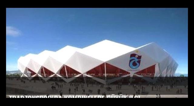 Trabzonspor'da kombinelere büyük ilgi