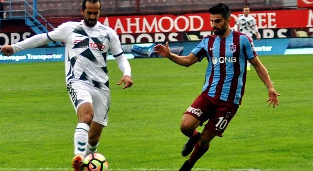 Trabzonspor son saniyede kazandı!