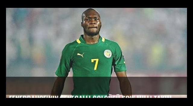 Fenerbahçe'nin Senegalli golcüsü Sow milli takıma davet edildi