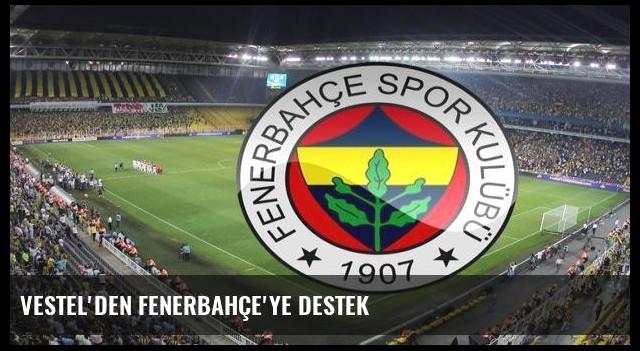 Vestel'den Fenerbahçe'ye destek