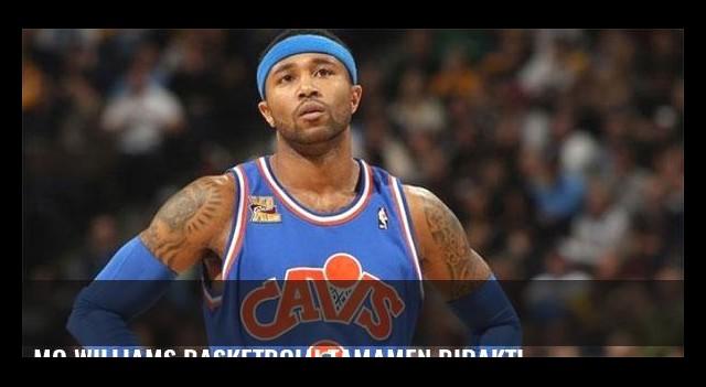 Mo Williams basketbolu tamamen bıraktı