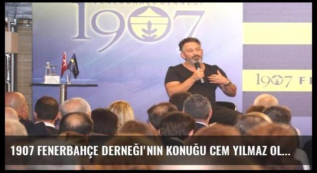 1907 Fenerbahçe Derneği'nin konuğu Cem Yılmaz oldu