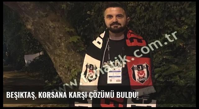 Beşiktaş, korsana karşı çözümü buldu!