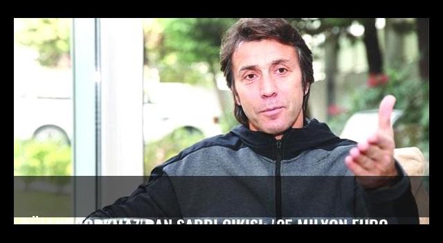 Bülent Korkmaz'dan Sabri çıkışı: '25 milyon euro verdiler...'