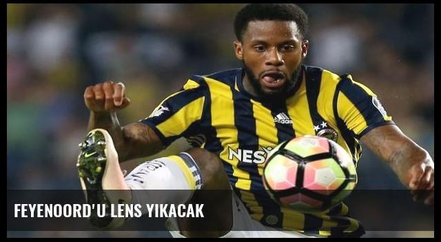 Feyenoord'u Lens yıkacak