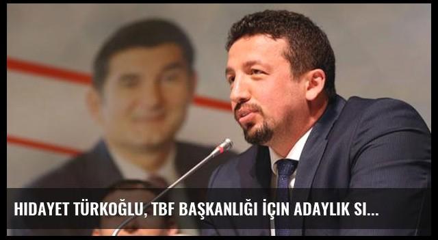 Hidayet Türkoğlu, TBF Başkanlığı İçin Adaylık Sinyali Verdi