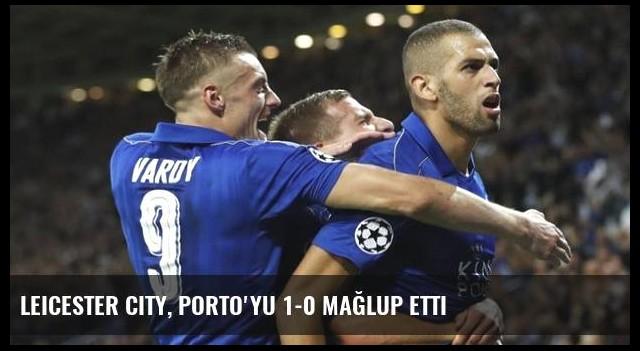 Leicester City, Porto'yu 1-0 Mağlup Etti