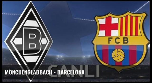 Mönchengladbach - Barcelona