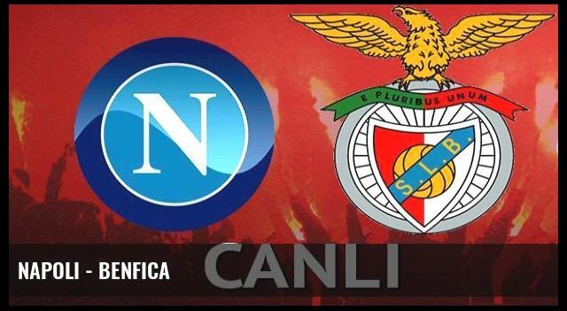 Napoli - Benfica