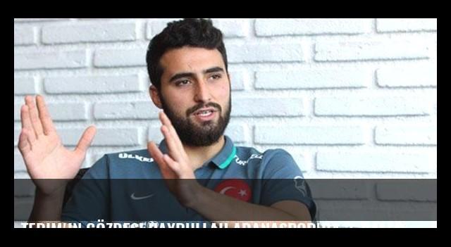 Terim'in gözdesi Hayrullah Adanaspor'da 3. kaleci