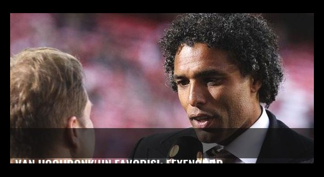 Van Hooijdonk'un favorisi: Feyenoord