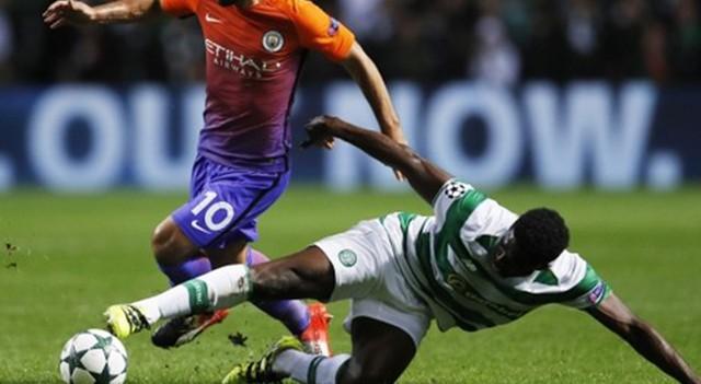 Manchester City -Celtic maçında tam 6 gol!