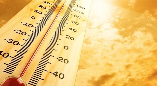 Meteoroloji'den sıcaklık açıklaması!