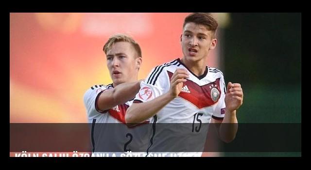 Köln Salih Özcan'la sözleşme uzattı
