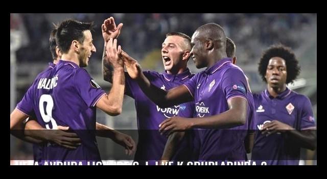UEFA Avrupa Ligi'nde G, I, J ve K gruplarında 2. hafta maçları tamamlandı