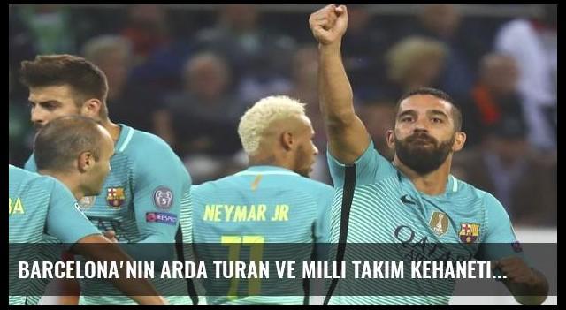 Barcelona'nın Arda Turan ve Milli Takım kehaneti!