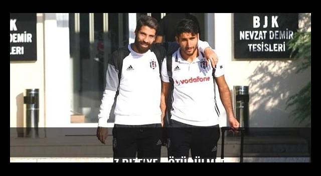 Beşiktaş'ta 4 yıldız Rize'ye götürülmedi
