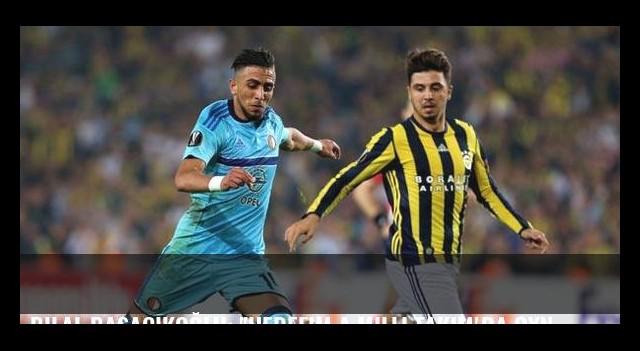 Bilal Başacıkoğlu: 'Hedefim A Milli Takım'da oynamak'