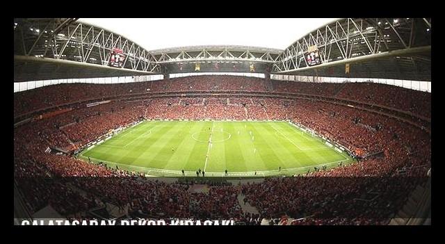 Galatasaray rekor kıracak!