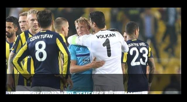 Volkan Demirel: 'Gol yememek güzel ama...'