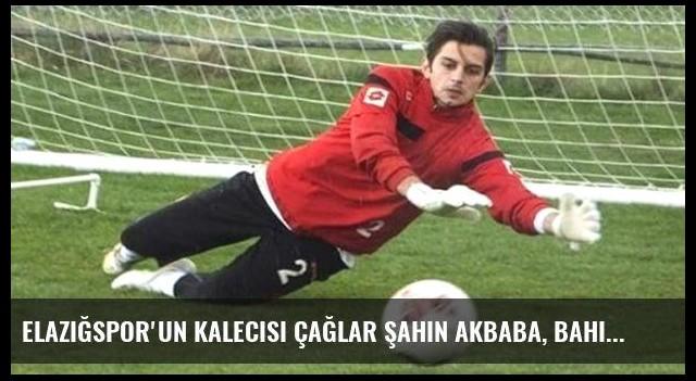 Elazığspor'un Kalecisi Çağlar Şahin Akbaba, Bahis Operasyonunda Gözaltına Alındı