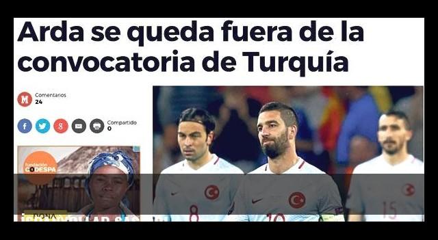 İspanyollar şaşırdı