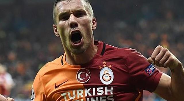 Podolski'den GS TV'ye çarpıcı açıklamalar!