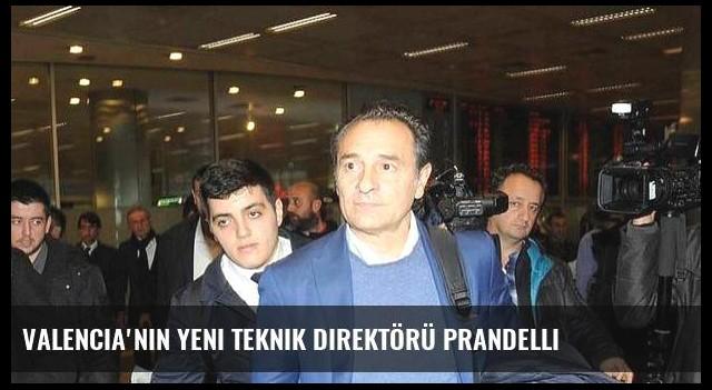 Valencia'nın yeni teknik direktörü Prandelli