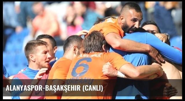 Alanyaspor-Başakşehir (Canlı)