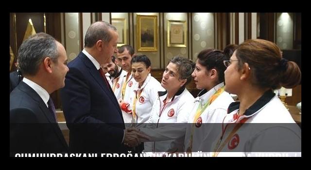 Cumhurbaşkanı Erdoğan'un kabulüne damga vurdu: 'Ezdi...'