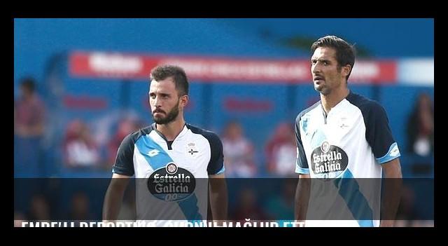Emre'li Deportivo, Gijon'u mağlup etti!