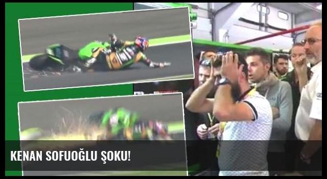 Kenan Sofuoğlu şoku!