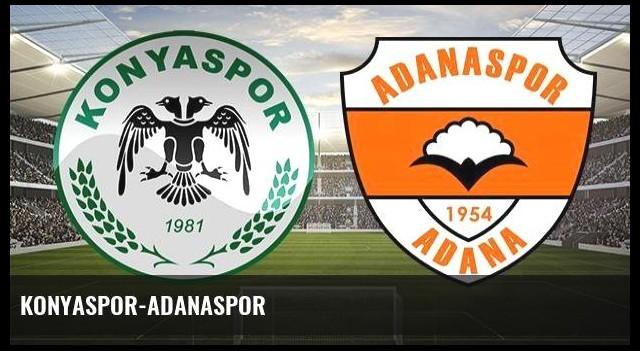 Konyaspor-Adanaspor