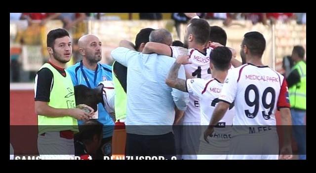 Samsunspor: 1 - Denizlispor: 0