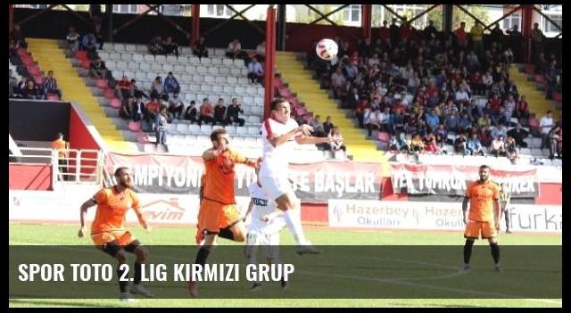 Spor Toto 2. Lig Kırmızı Grup