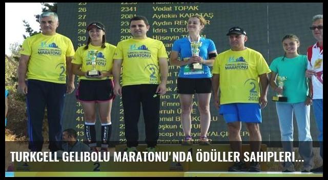 Turkcell Gelibolu Maratonu'nda ödüller sahiplerini buldu